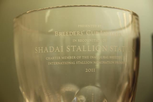 貴重な賞のカップ その2