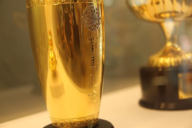 貴重な賞のカップ その4